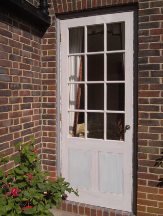 Vincent joinery projects for 12 pane door